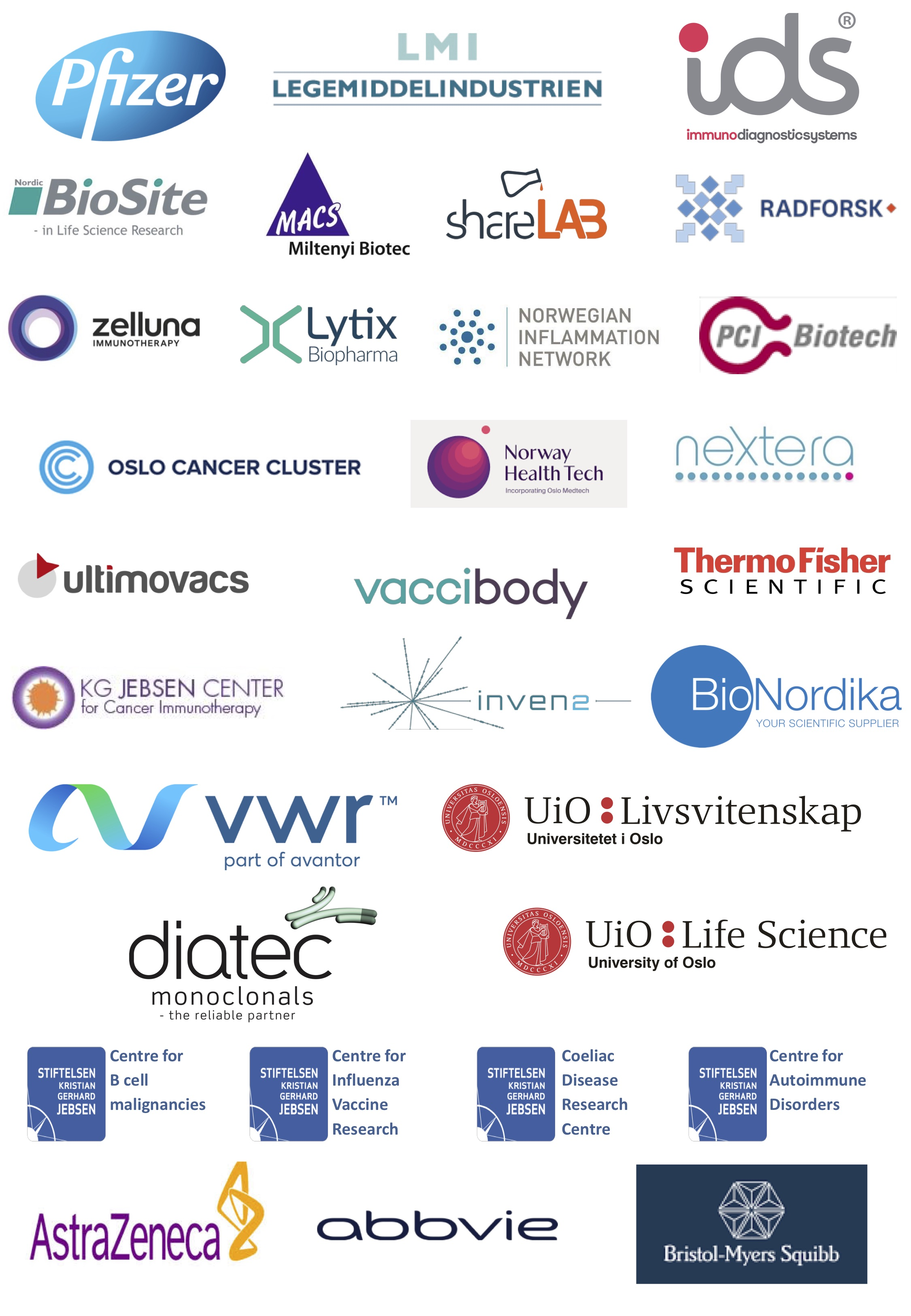 NSI sponsors